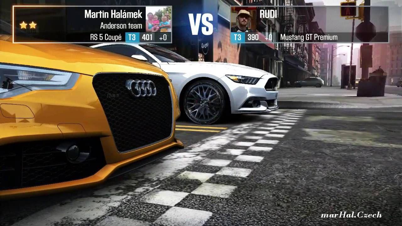 Audi rs5 coupe csr racing 2 android gameplay hd