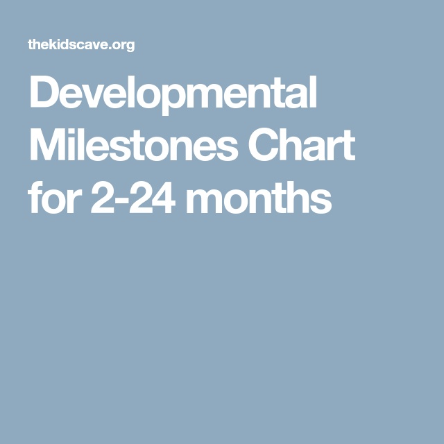 Developmental milestones chart for 2 24 months children developmental milestones chart for 2 24 months altavistaventures Image collections