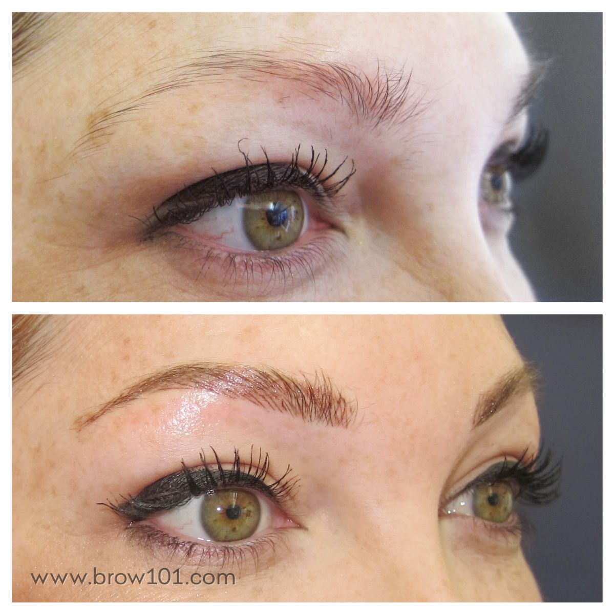 Microblading Is The Perfect Solution For Sparse Brows The Finest