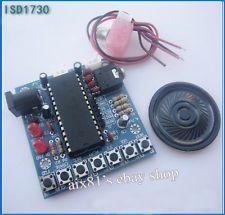 30s Voice Record Sound Recording Recorder Player ISD1730