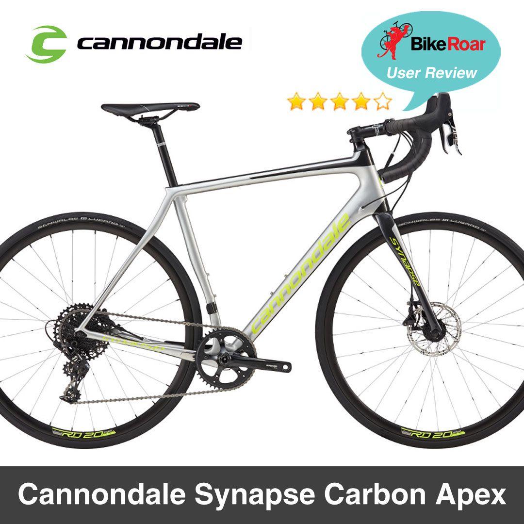 Seems Responsive Enough Cannondale Synapse Carbon Disc Apex