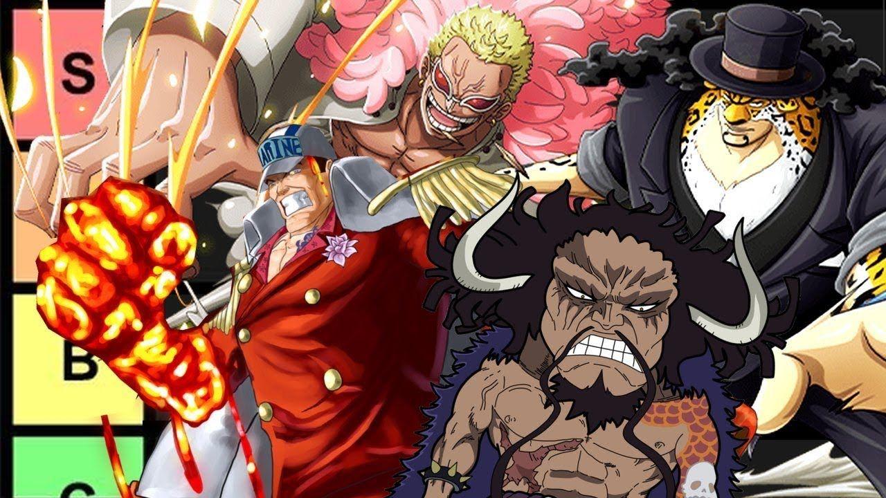 The Factual One Piece VILLAIN Tier List (Ft. 2Spooky, Nux