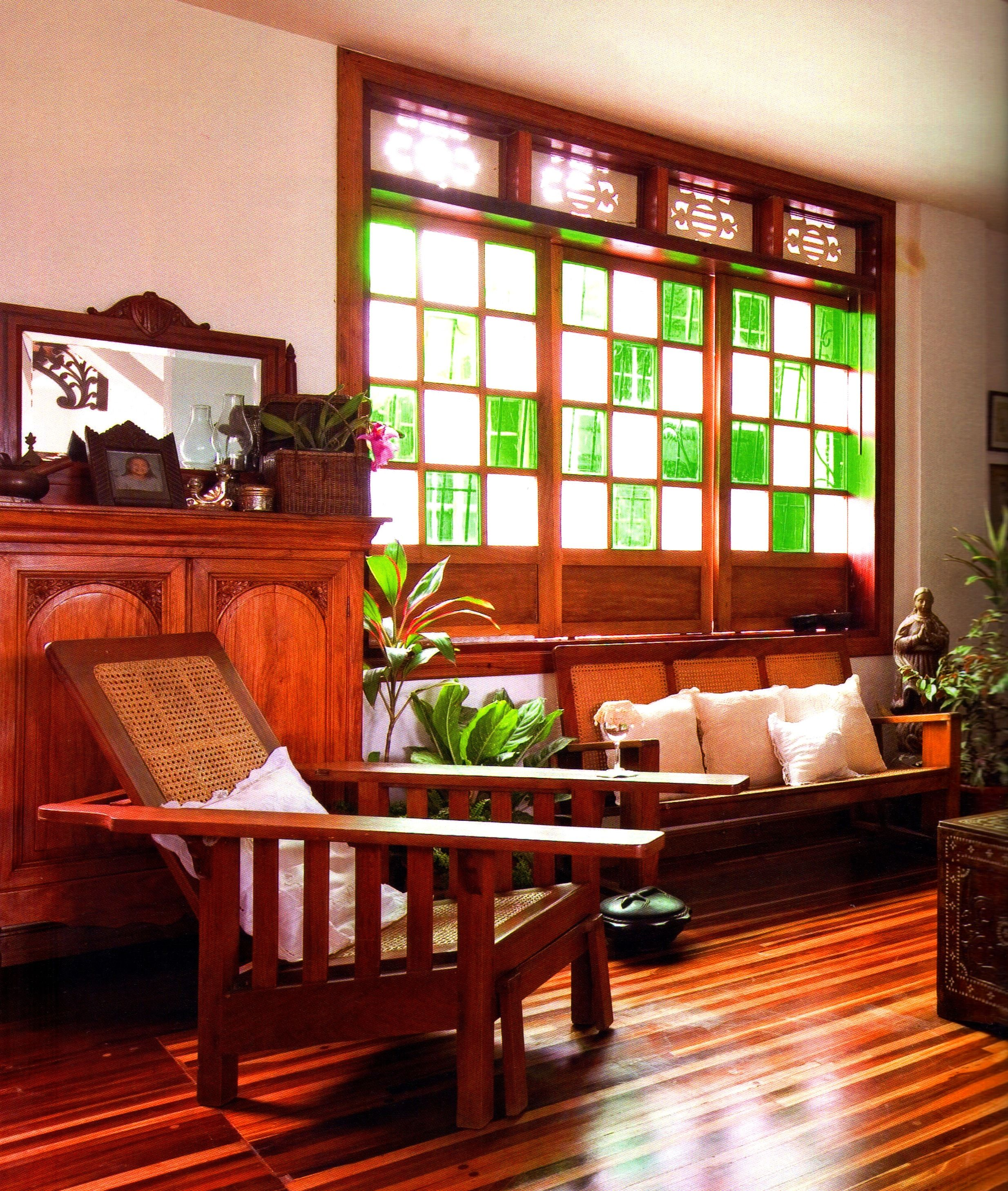 Filipino Style Interior Design