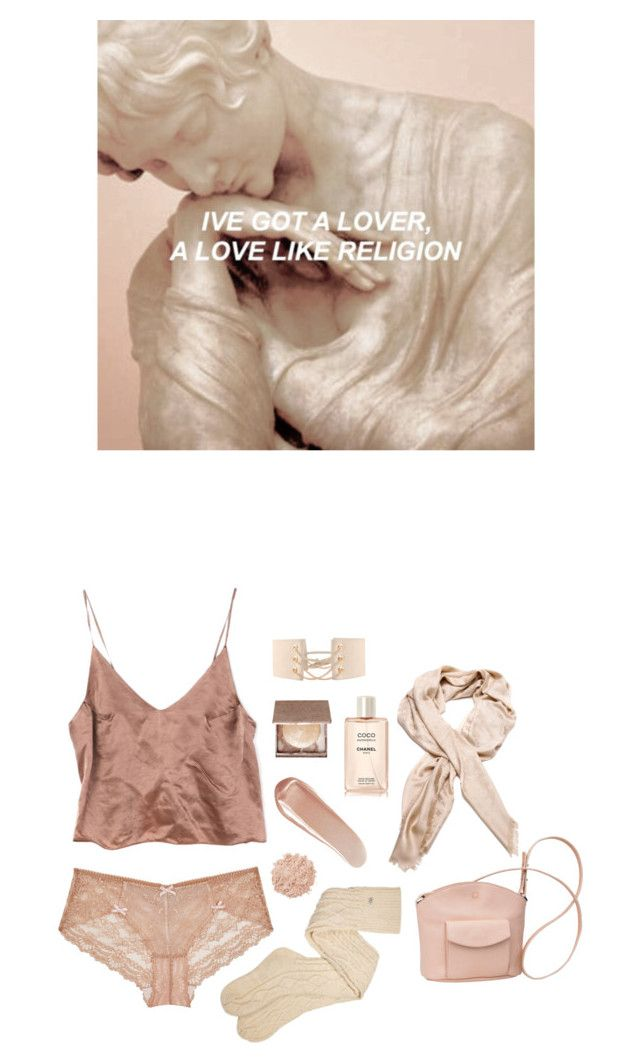 """""""#234"""" by nizxmi ❤ liked on Polyvore featuring Myla, Urban Decay, UGG, Chanel, Louis Vuitton, La Mer and NARS Cosmetics"""