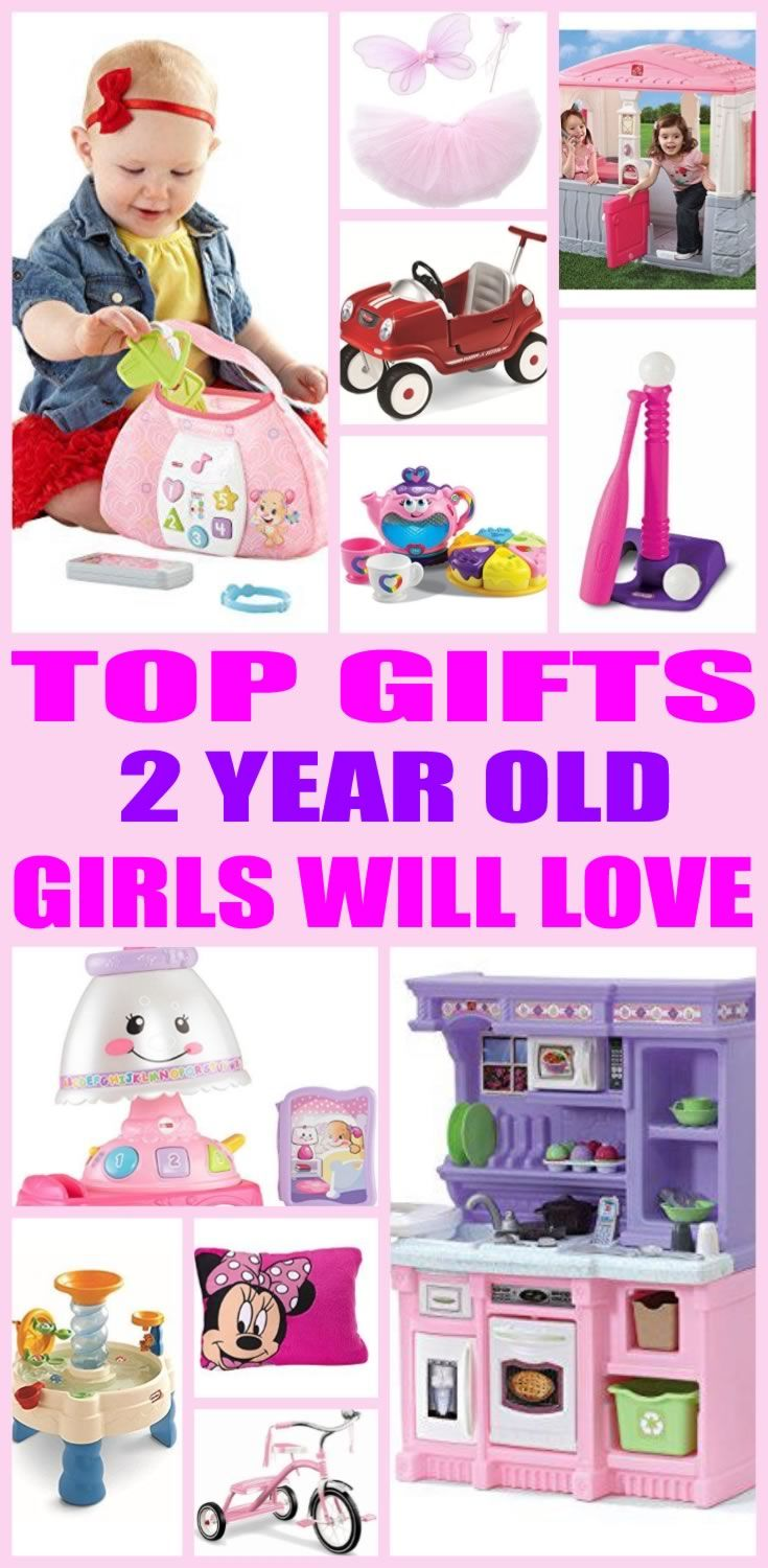 Best Gifts For 2 Year Old Girls | Gift Guides | Pinterest ...
