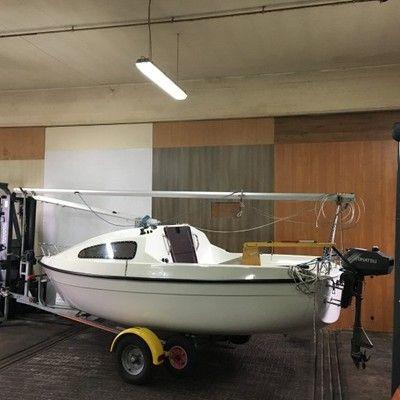 Lodz Motorowa Jacht Motorowka Kabinowa Silnik Nowa 6731757921 Oficjalne Archiwum Allegro Trawler Yacht Boat Yacht