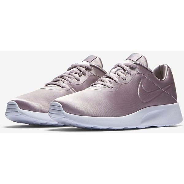 91e72e87c75b Nike Tanjun Premium Women s Shoe. Nike.com (420515 PYG) ❤ liked on Polyvore  featuring shoes