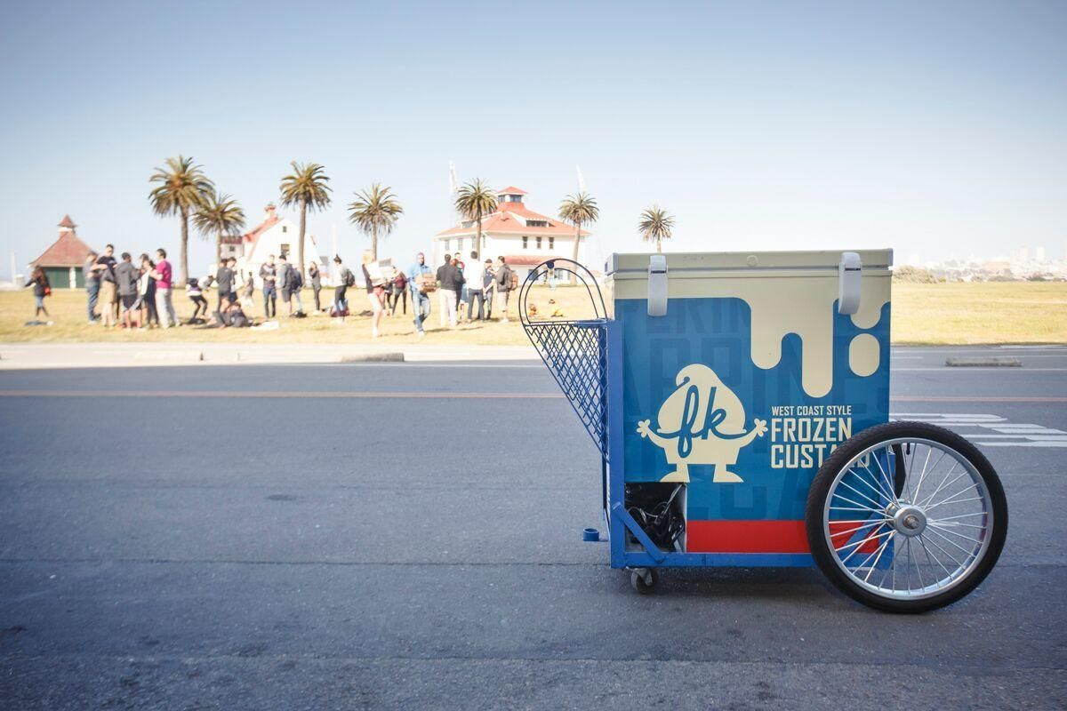 Food trucks are nothing new to the Bay Area. Loncheras