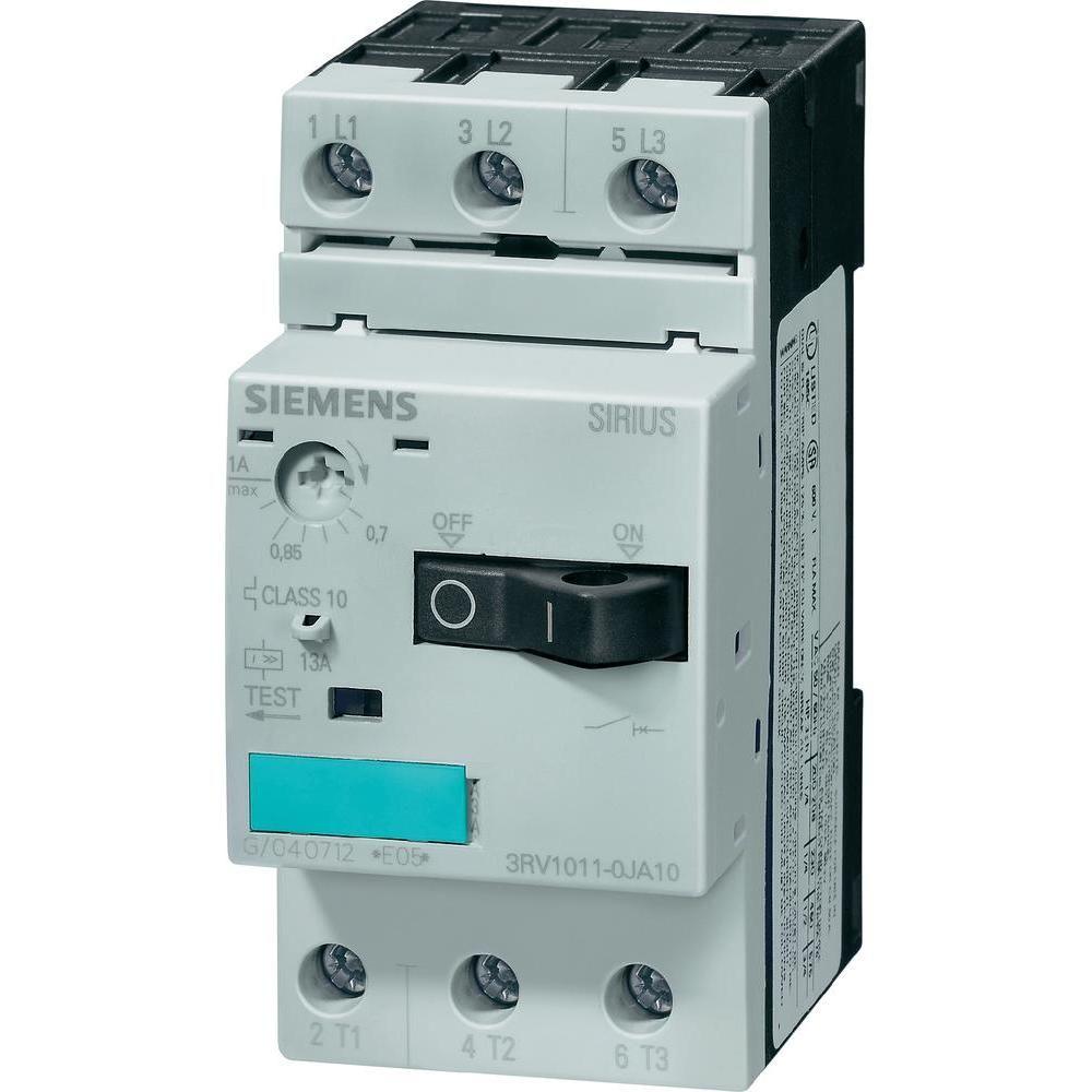 Leistungsschalter 1 St. Siemens 3RV1011-1JA10 3 Schließer ...