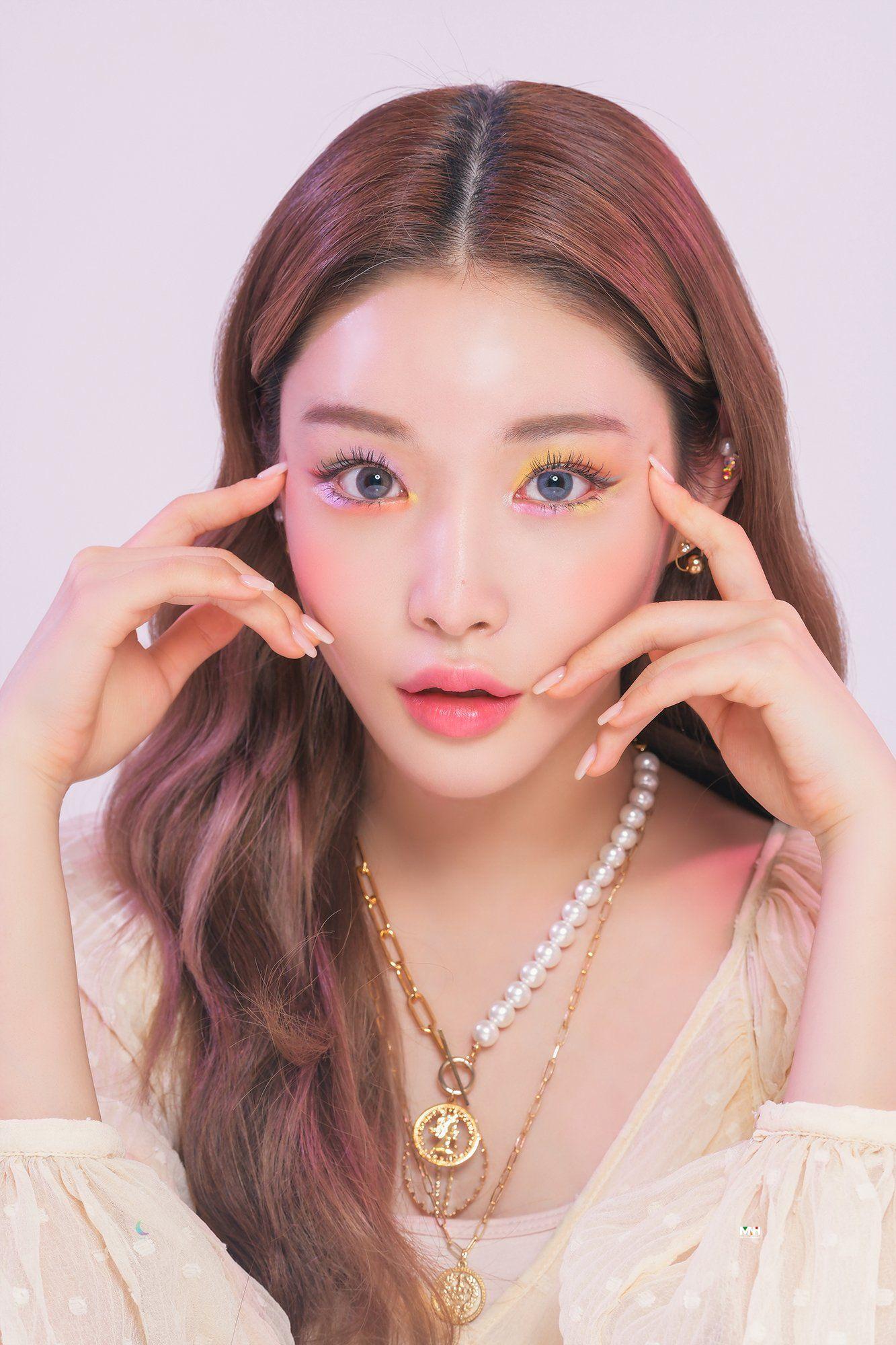 Chung Ha On Twitter Kpop Girls Beauty Girl