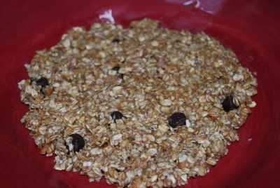 healthy breakfast cookie- may need to try (I don't do protien in the morning)