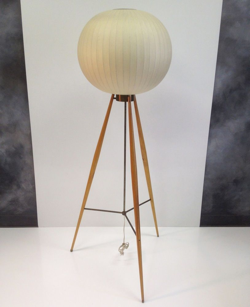 George nelson bubble lamp for floor lamp dazzling lighting george nelson bubble lamp for floor lamp aloadofball Gallery