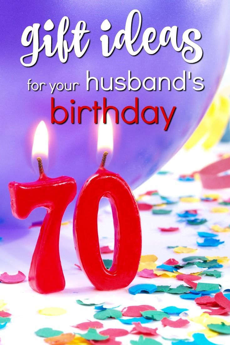 20 Gift Ideas For Your Husband S 70th Birthday Online Universe Of