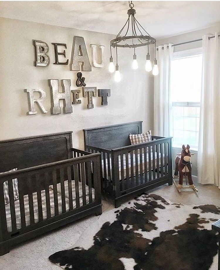 Pin By Alison Lombardo On Twin Nursery Twin Baby Rooms Nursery