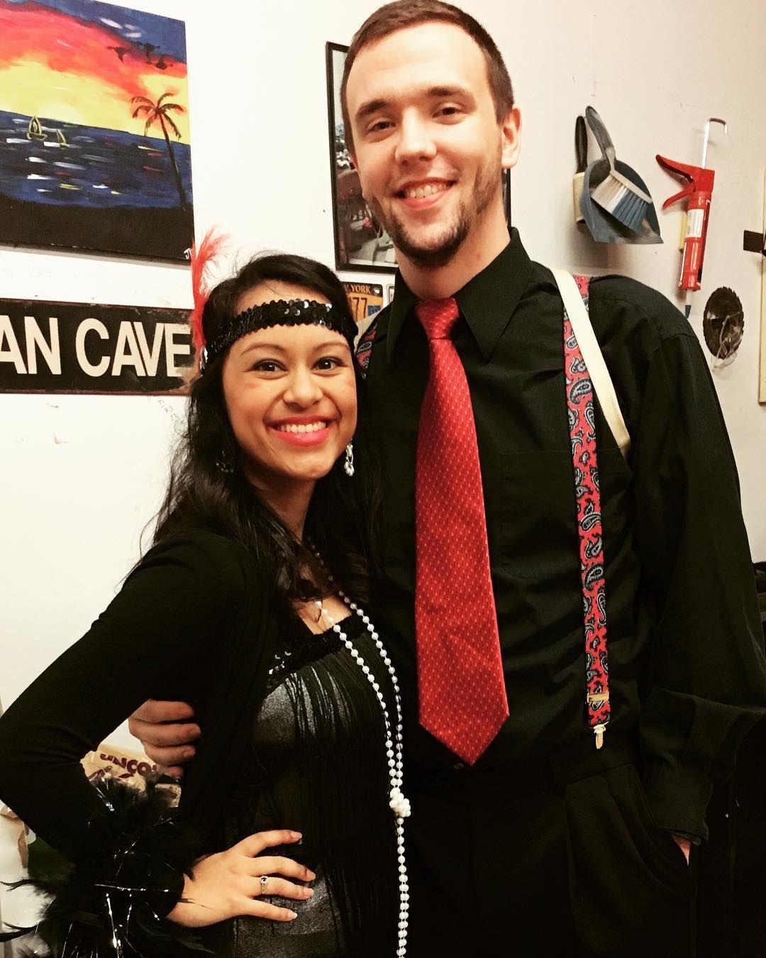 DIY 20s Great Gatsby Charleston Flapper Halloween Costume