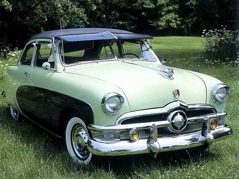 1950 Ford Custom Deluxe Tudor Crestliner Sedan 0ba C70c