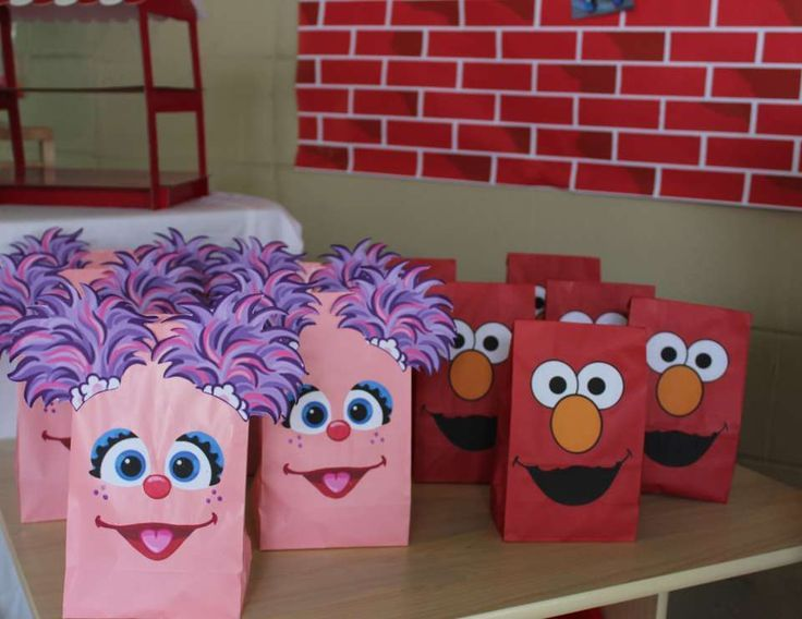 Image Result For 1 Year Old Elmo Birthday Themes Boys