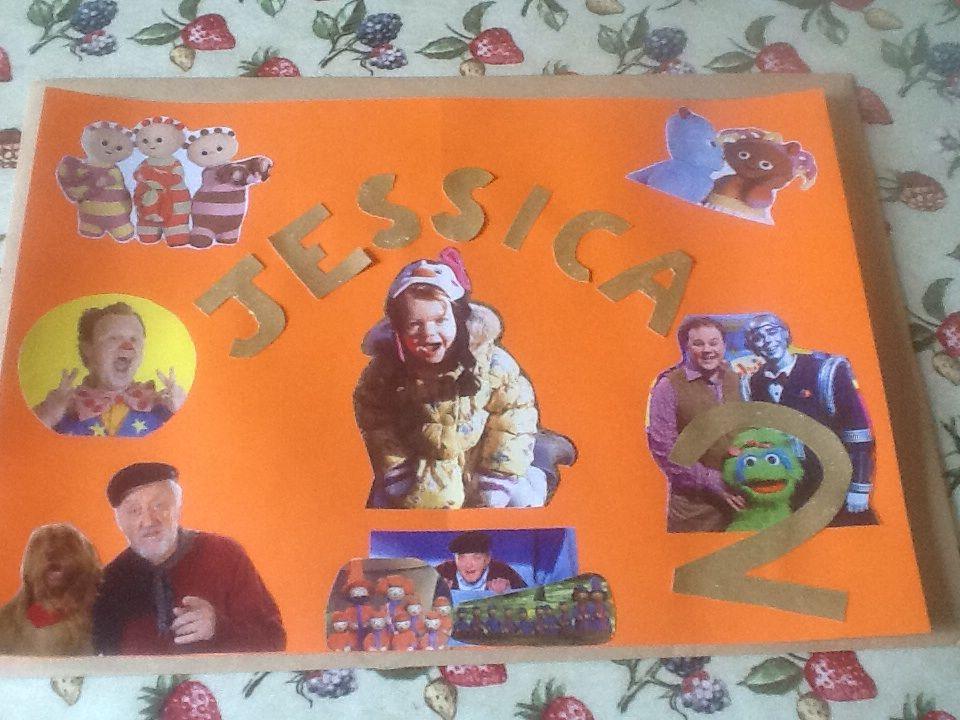 Cbeebies Card Cards Birthday Cards Cbeebies