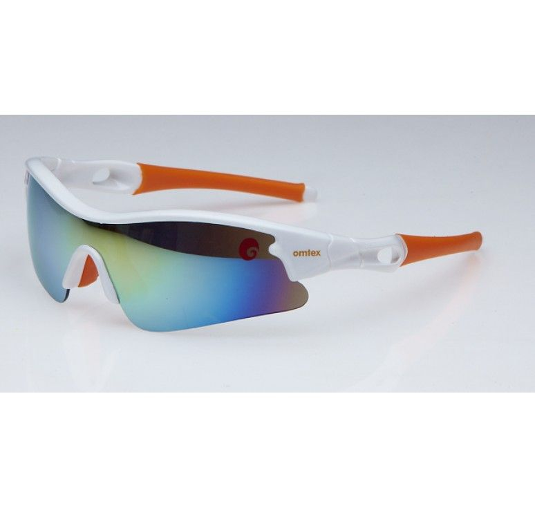 9f78a85b5390 Galaxy Orange Sports Sunglasses
