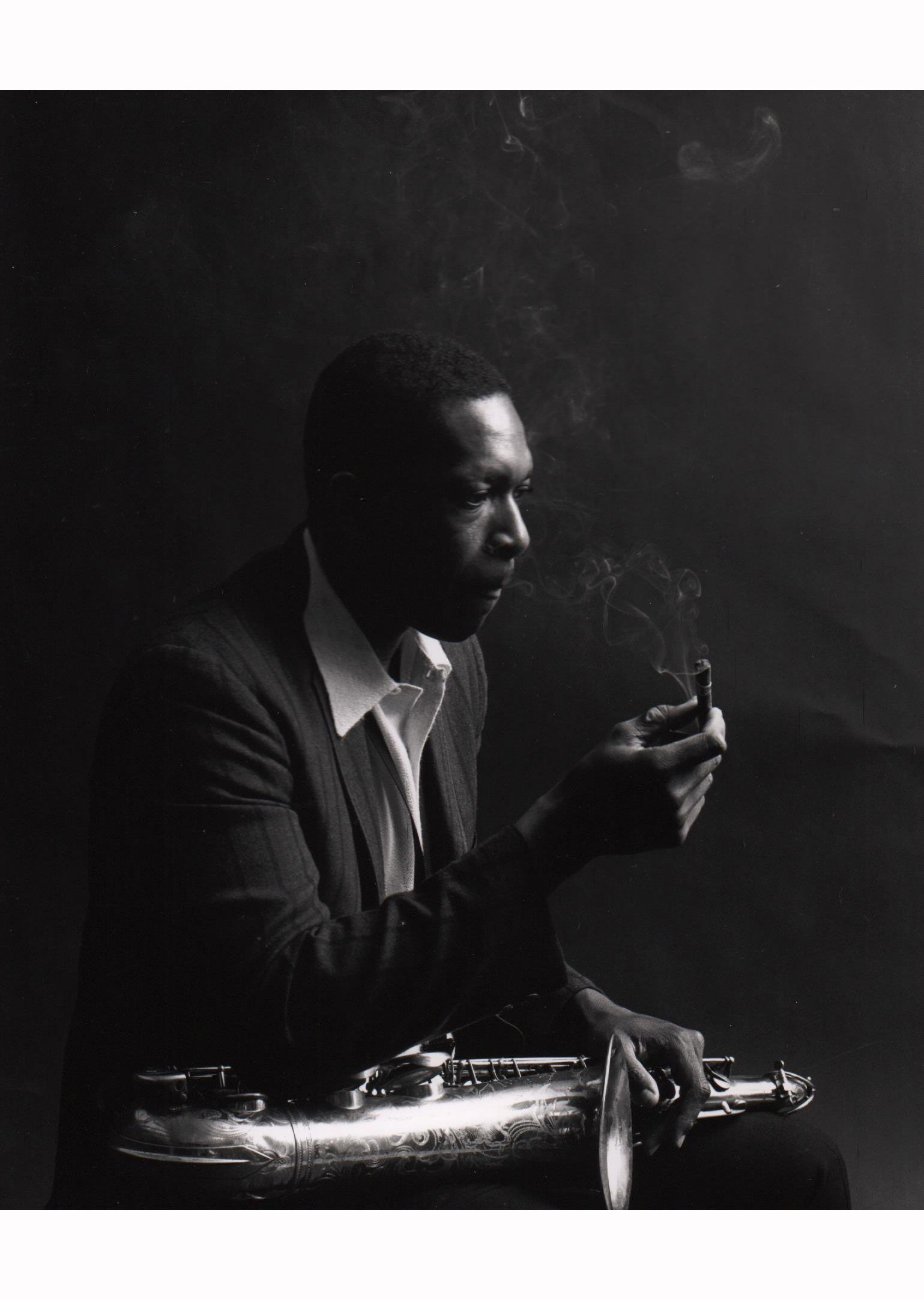 John Coltrane Chuck Stewart skillfully used his camera to become a fixture in the jazz world. He sought notonlydecisive moments,but images that were undeniably his.NYTimes © Chuck Stewart  Dear…