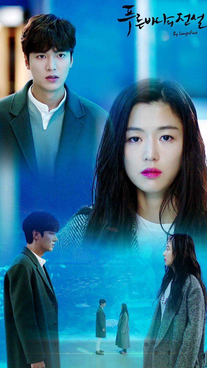 Legend Of The Blue Sea Jun Ji Hyun Lee Min Ho Suami