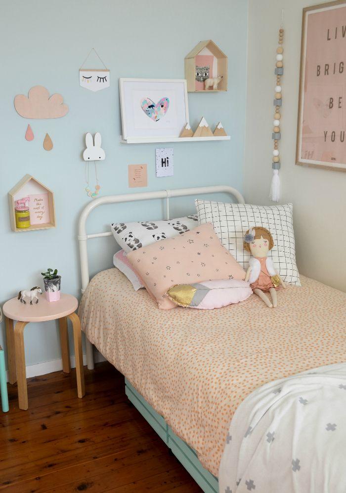 Nos inspiramos con una habitaci n infantil de estilo for Habitacion infantil estilo nordico