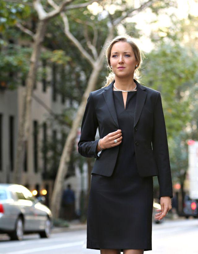Owning the Interview (MEMORANDUM) Business formal, Shoe nails - memorandum