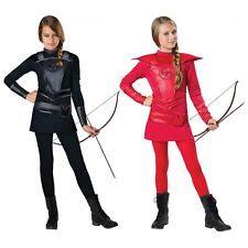 Katniss Everdeen Costume Kids Hunger Games Halloween Fancy Dress  sc 1 st  Pinterest & Katniss Everdeen Costume Kids Hunger Games Halloween Fancy Dress ...