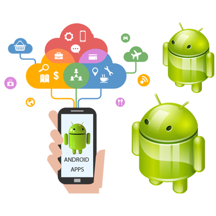 Android App Development Company USA Android application