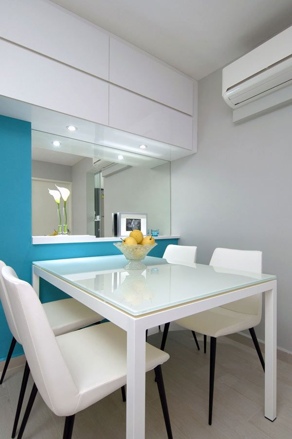 Stunning before and after singapore shoebox flat makeover apartment style pinterest singapore dining and bedrooms