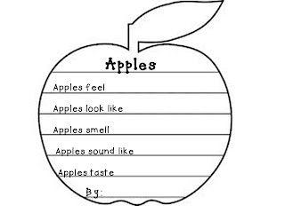 Image result for apple poems for preschoolers