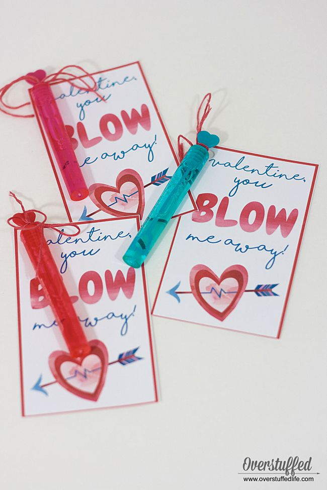 image regarding You Blow Me Away Valentine Printable known as Your self \