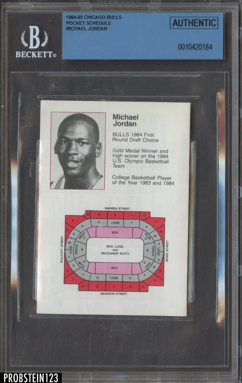 how much is a michael jordan basketball card worth