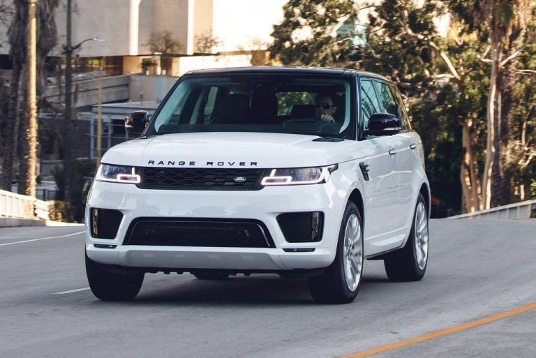 2019 Range Rover Sport Review and Specs Exterior and