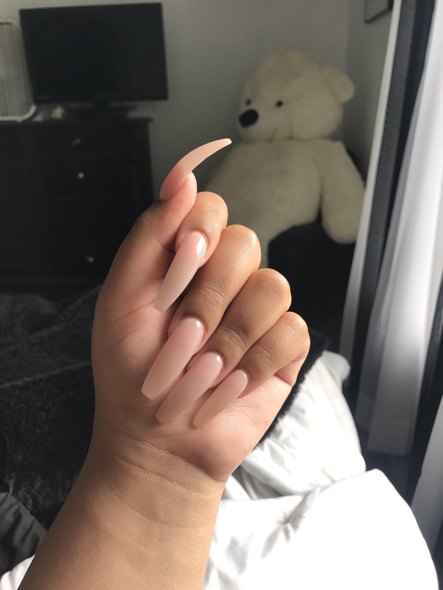 pintrest - fentybinder | {classy claws} | Pinterest | Nail inspo ...