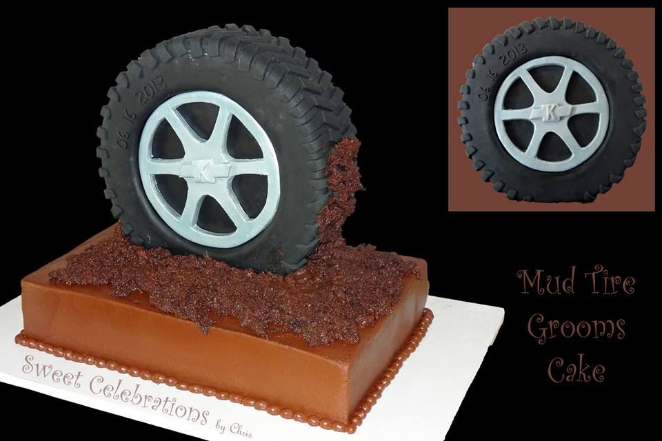 how to make a tire cake standing tire wedding cake that 39 s clever pinterest wedding. Black Bedroom Furniture Sets. Home Design Ideas