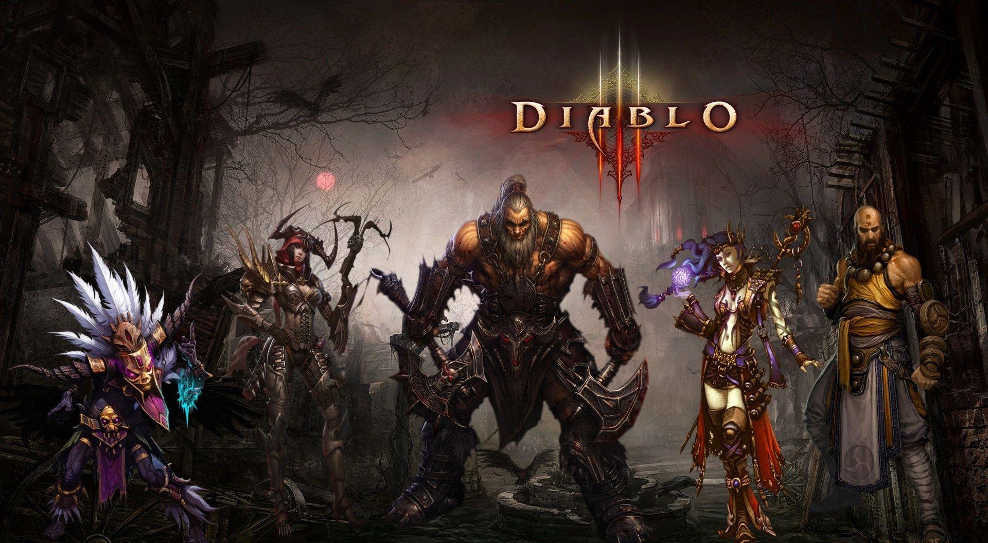 Screen Diablo 3 Pictures 1920x1080 Diablo 3 Wallpaper Diablo