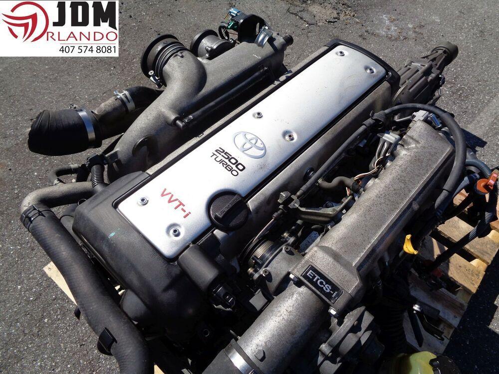 eBay #Sponsored TOYOTA JZX110 2 5L INLINE 6 TURBO ENGINE