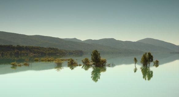 Embalse de Mediano, Huesca. Agosto 2013