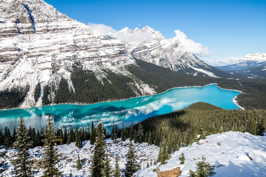 Banff to Columbia Icefields | Breathtaking Drive on the