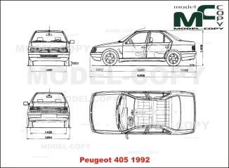 TheBlueprintscom Vector Requests Peugeot Partner 2004