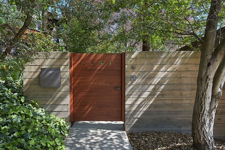 Great Front Mid Century Modern Renovation By Koch Architects Home Adore