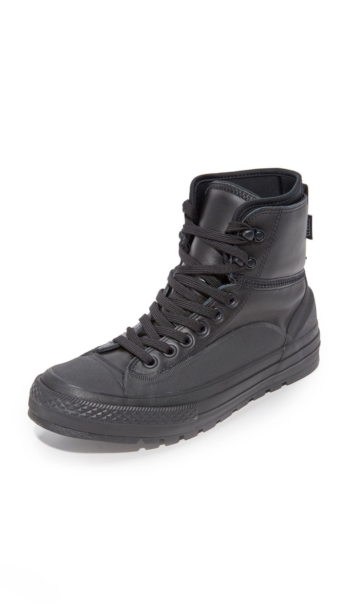 9fa0a1f0f4aefe CONVERSE Chuck Taylor Waterproof All Star Tekoa Boots.  converse  shoes   boots