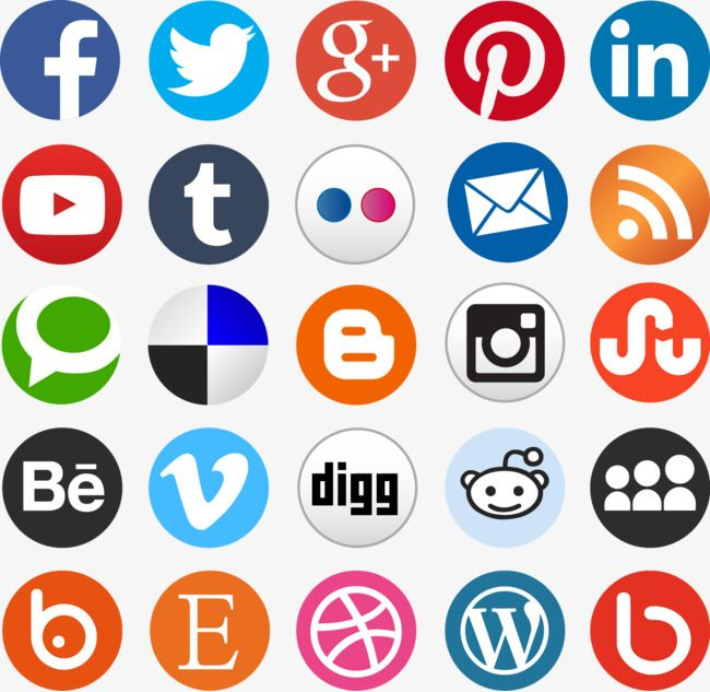 Social Media Mark Icon Social Media Clipart Social Media Icons Social Media Png Transparent Clipart Image And Psd File For Free Download Social Media Icons Vector Social Media Icons Media Icon