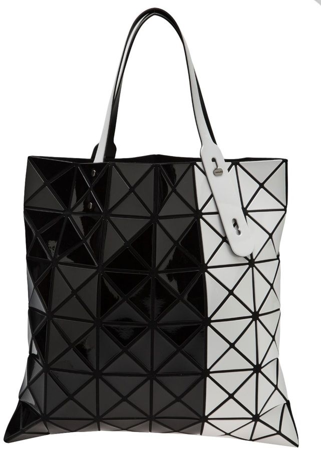 452  SaleAlert  Issey Miyake Bao Bao cut out tote on shopstyle.com ... d0ee4c31d6
