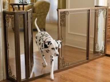 Beau Artistic Interior Dog Gates And Fences And Interior Of Bill Gates House
