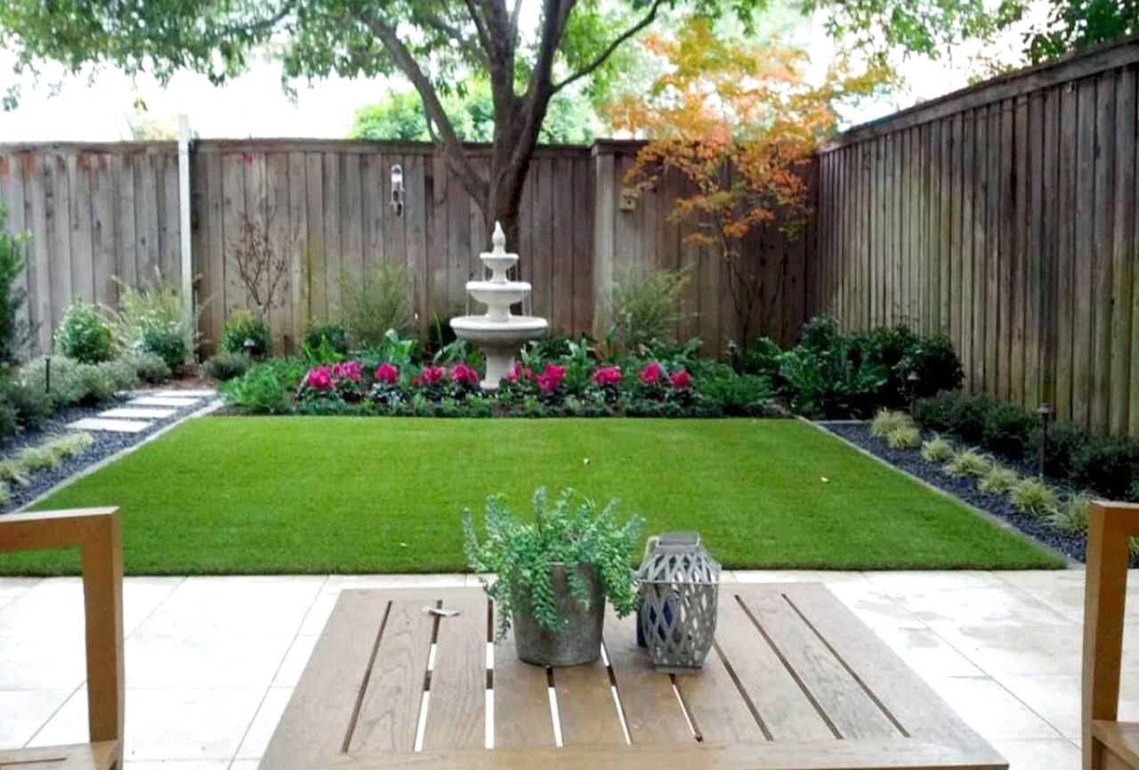 40 Stunning Backyard Design Ideas And Makeover On A Budget Small