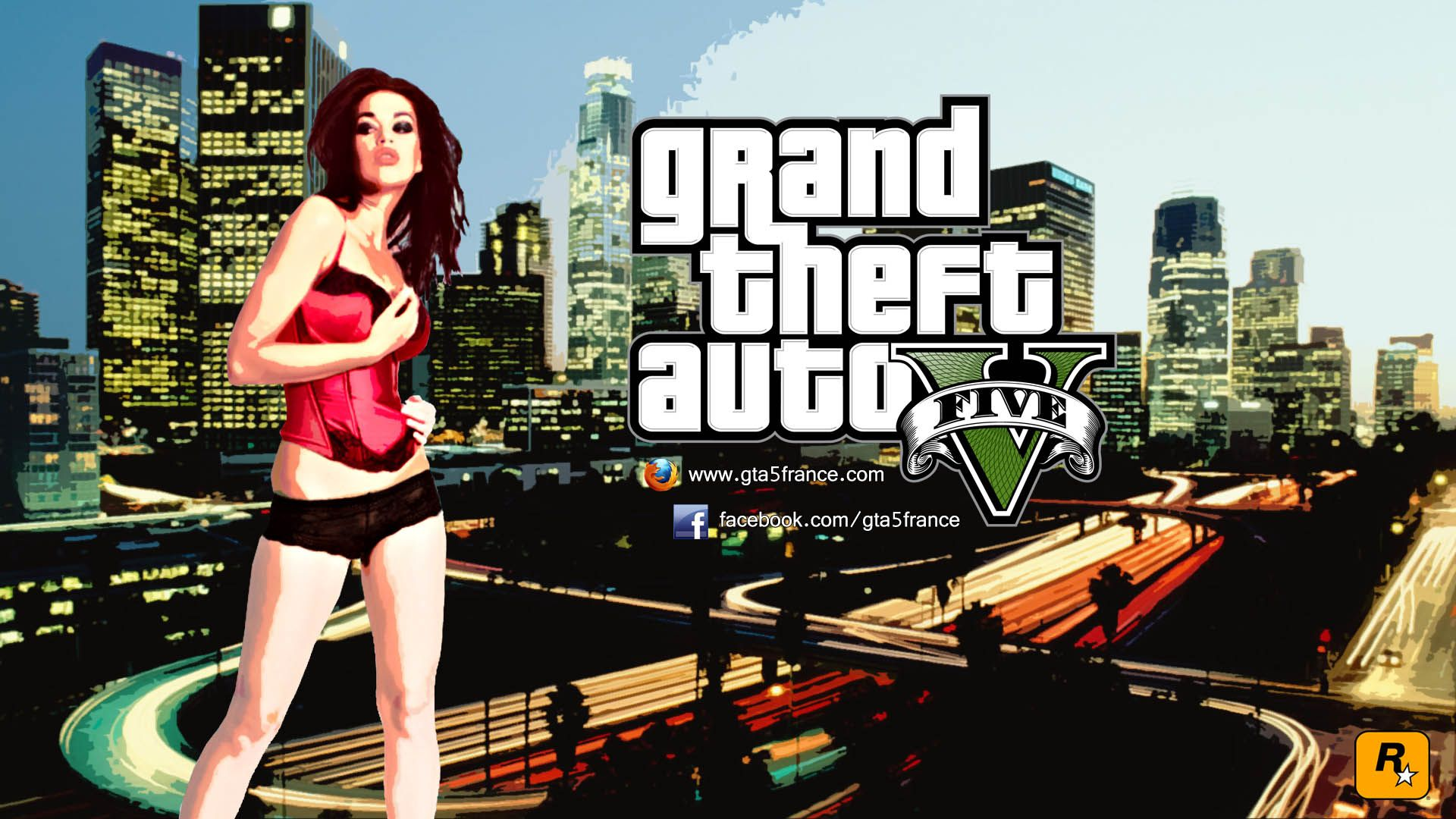 Free Download Grand Theft Auto GTA 5 HD Wallpaper | Cosas para comprar | Gta, Grand Theft Auto y ...
