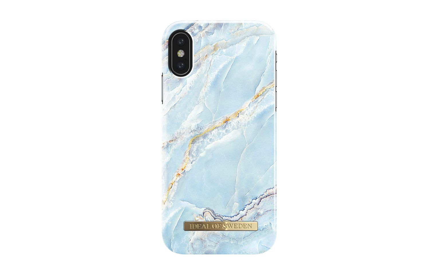 Fashion Case S S17 iPhone X Island Paradise Marble - iDeal Of Sweden 2540945cb65eb