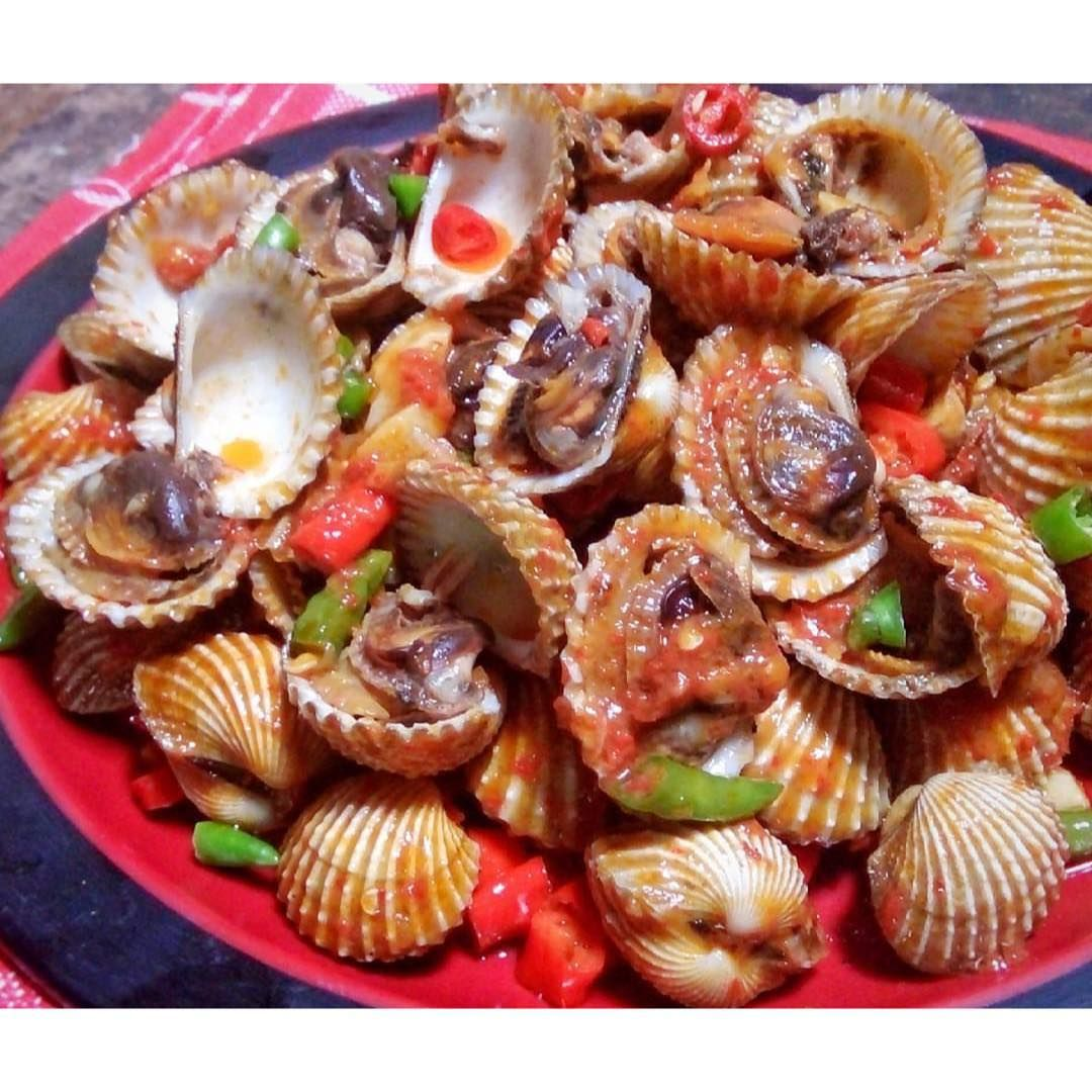 Resep Masakan Kerang Asam Manis Resep Masakan Resep Masakan